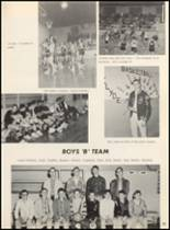 1967 Clyde High School Yearbook Page 56 & 57