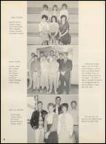 1967 Clyde High School Yearbook Page 58 & 59