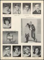 1967 Clyde High School Yearbook Page 74 & 75