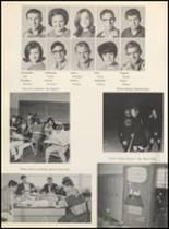 1967 Clyde High School Yearbook Page 76 & 77
