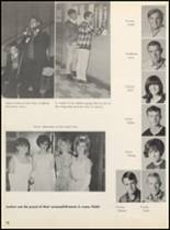 1967 Clyde High School Yearbook Page 80 & 81