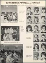 1967 Clyde High School Yearbook Page 84 & 85