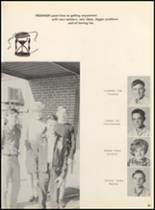 1967 Clyde High School Yearbook Page 86 & 87