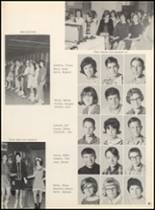 1967 Clyde High School Yearbook Page 88 & 89