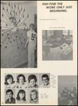 1967 Clyde High School Yearbook Page 90 & 91
