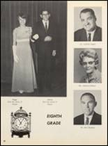 1967 Clyde High School Yearbook Page 94 & 95