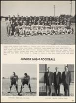 1967 Clyde High School Yearbook Page 104 & 105