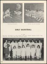 1967 Clyde High School Yearbook Page 108 & 109