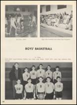 1967 Clyde High School Yearbook Page 110 & 111