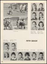 1967 Clyde High School Yearbook Page 124 & 125