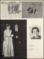 1967 Clyde High School Yearbook Page 126 & 127