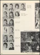 1967 Clyde High School Yearbook Page 130 & 131