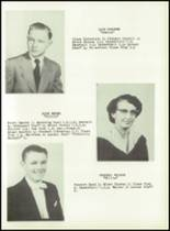 1954 Waverly Shell Rock High School Yearbook Page 18 & 19