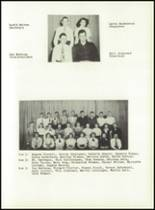 1954 Waverly Shell Rock High School Yearbook Page 32 & 33
