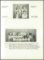 1954 Waverly Shell Rock High School Yearbook Page 34 & 35