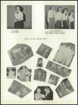 1954 Waverly Shell Rock High School Yearbook Page 42 & 43