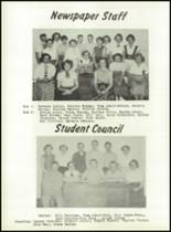 1954 Waverly Shell Rock High School Yearbook Page 44 & 45