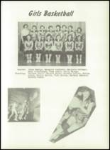 1954 Waverly Shell Rock High School Yearbook Page 48 & 49