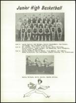1954 Waverly Shell Rock High School Yearbook Page 50 & 51