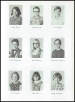 1971 Ft. Wayne Christian High School Yearbook Page 28 & 29