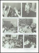 1971 Ft. Wayne Christian High School Yearbook Page 36 & 37