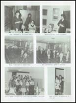 1971 Ft. Wayne Christian High School Yearbook Page 40 & 41