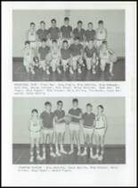 1971 Ft. Wayne Christian High School Yearbook Page 42 & 43