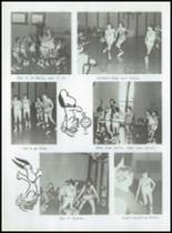 1971 Ft. Wayne Christian High School Yearbook Page 44 & 45