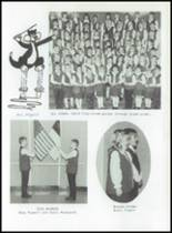1971 Ft. Wayne Christian High School Yearbook Page 48 & 49