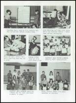 1971 Ft. Wayne Christian High School Yearbook Page 56 & 57