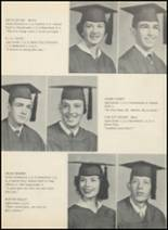 1953 Glen Rose High School Yearbook Page 14 & 15