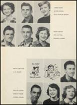 1953 Glen Rose High School Yearbook Page 18 & 19