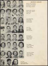 1953 Glen Rose High School Yearbook Page 24 & 25