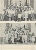 1953 Glen Rose High School Yearbook Page 26 & 27