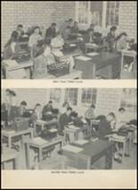 1953 Glen Rose High School Yearbook Page 28 & 29