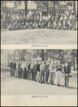 1953 Glen Rose High School Yearbook Page 32 & 33