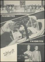 1953 Glen Rose High School Yearbook Page 34 & 35