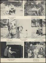 1953 Glen Rose High School Yearbook Page 38 & 39