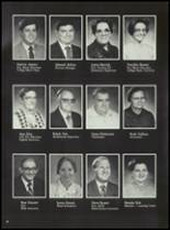 1985 Union Bible High School Yearbook Page 30 & 31