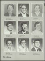 1985 Union Bible High School Yearbook Page 36 & 37