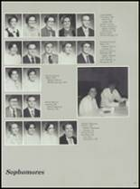 1985 Union Bible High School Yearbook Page 38 & 39