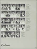 1985 Union Bible High School Yearbook Page 40 & 41