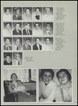 1985 Union Bible High School Yearbook Page 42 & 43