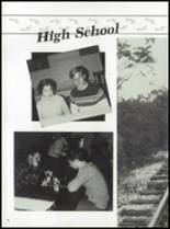 1985 Union Bible High School Yearbook Page 44 & 45