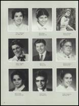 1985 Union Bible High School Yearbook Page 46 & 47