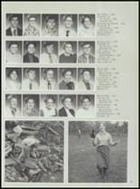 1985 Union Bible High School Yearbook Page 48 & 49