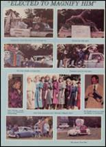 1982 Camp Springs Christian School Yearbook Page 10 & 11