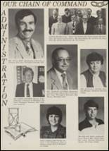 1982 Camp Springs Christian School Yearbook Page 16 & 17