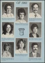 1982 Camp Springs Christian School Yearbook Page 18 & 19
