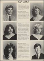 1982 Camp Springs Christian School Yearbook Page 24 & 25